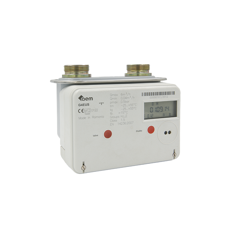 G4EUS ultrasonic gas meter2